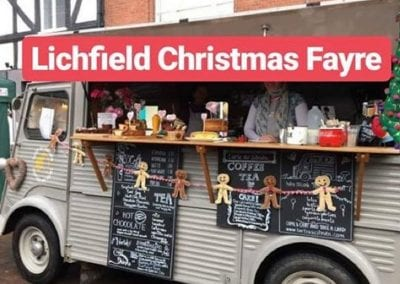 Lichfield Christmas Fayre